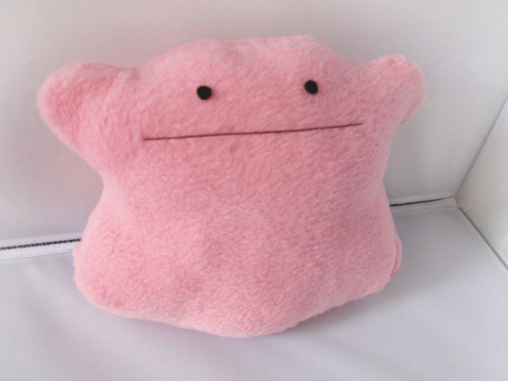 Peluche Métamorph : un blob bienveillant sur votre bureau !
