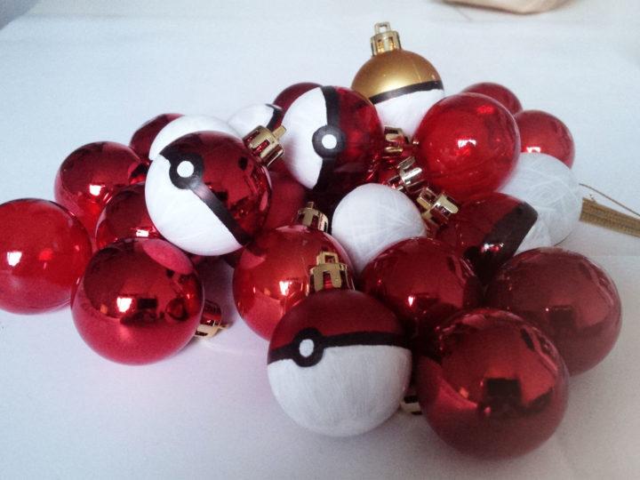 Boules de Noël Pokémon : un Célébi dans votre sapin ?